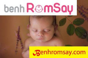 Cách điều trị rôm sảy ở trẻ sơ sinh