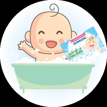 Bột tắm Nhân Hưng - Giải pháp tuyệt đối trị rôm sảy mùa hè cho bé từ năm 2016