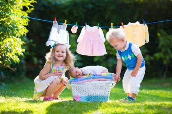 Chất liệu quần áo mềm mại giúp da luôn được khô thoáng, thoải mái