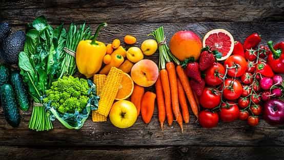 Tăng sức đề kháng của trẻ bằng thực phẩm sạch, giàu vitamin