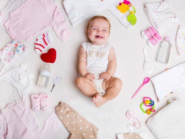 Không gian sạch sẽ, thoáng mát giúp trẻ giảm tiết mồ hôi, giảm virus thâm nhập